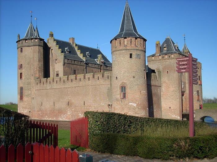 Мейдерслот - Muiden Castle, The Netherlands 40618