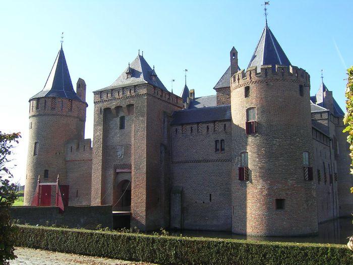 Мейдерслот - Muiden Castle, The Netherlands 79141