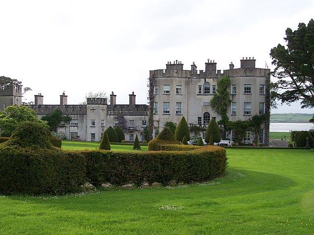 Замок Глайн (Glin Castle) графство Лимерик 61834