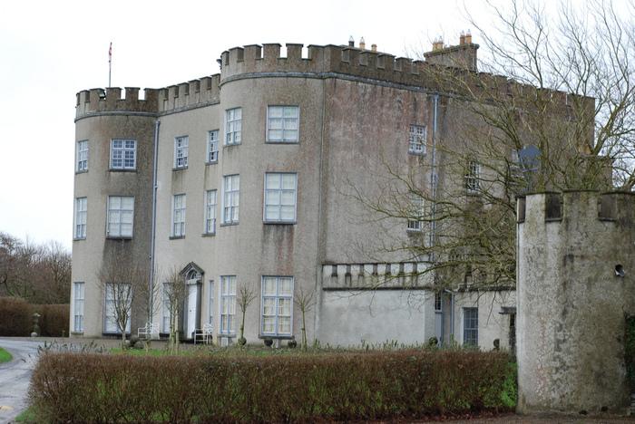 Замок Глайн (Glin Castle) графство Лимерик 74614