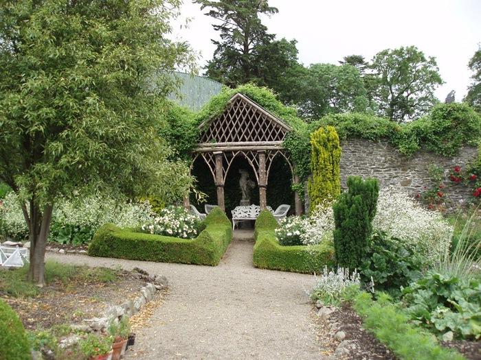Замок Глайн (Glin Castle) графство Лимерик 46158