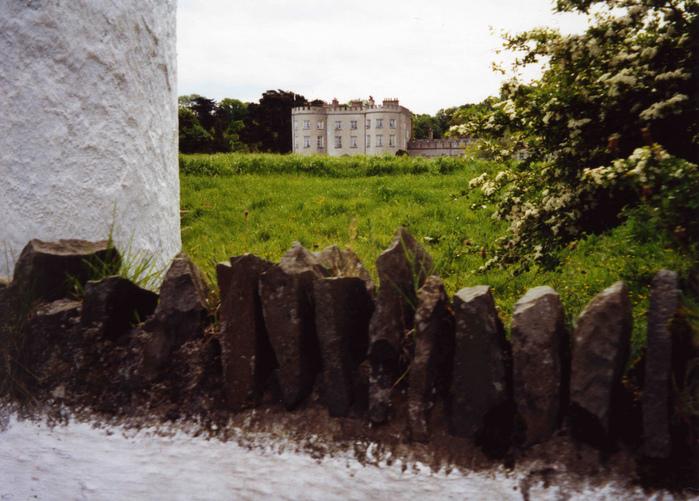 Замок Глайн (Glin Castle) графство Лимерик 80646