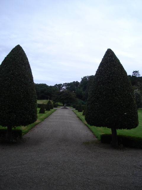 Замок Глайн (Glin Castle) графство Лимерик 42275