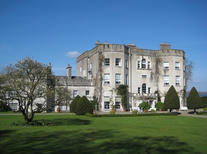 Замок Глайн (Glin Castle) графство Лимерик 15195