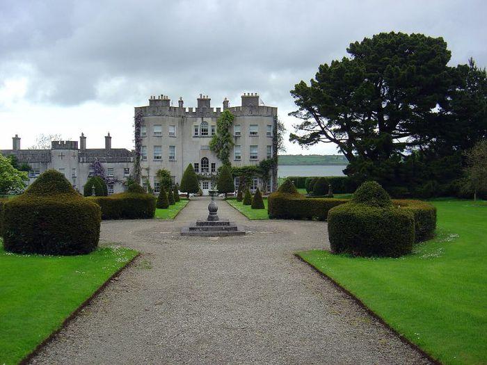 Замок Глайн (Glin Castle) графство Лимерик 19927