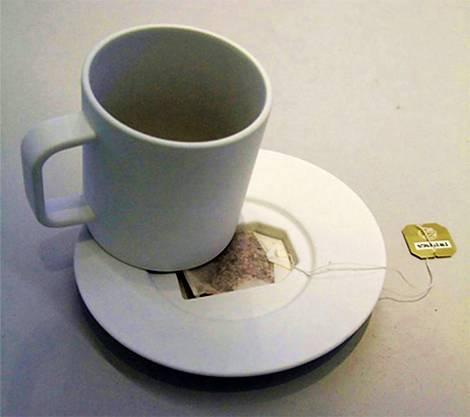 гробик для чайного пакетика