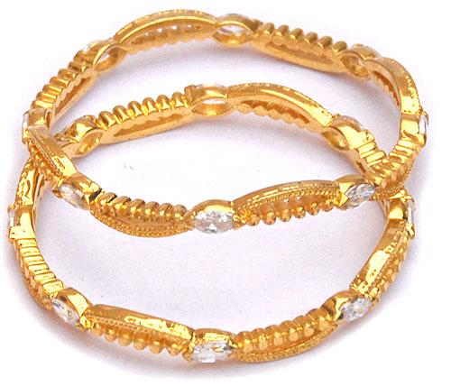 индийские браслеты из