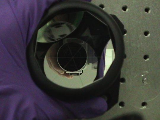 забытый рефлектор на луне ему 40 лет