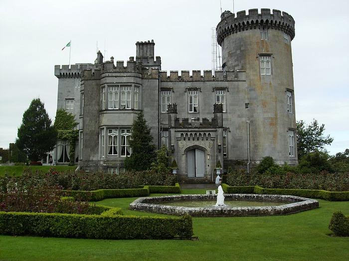Дромоленд Кастл (Dromoland Castle) 40140