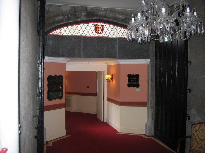 Дромоленд Кастл (Dromoland Castle) 88901