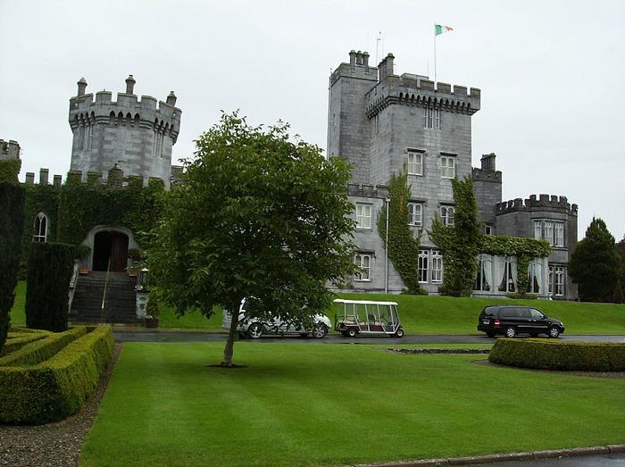 Дромоленд Кастл (Dromoland Castle) 65605