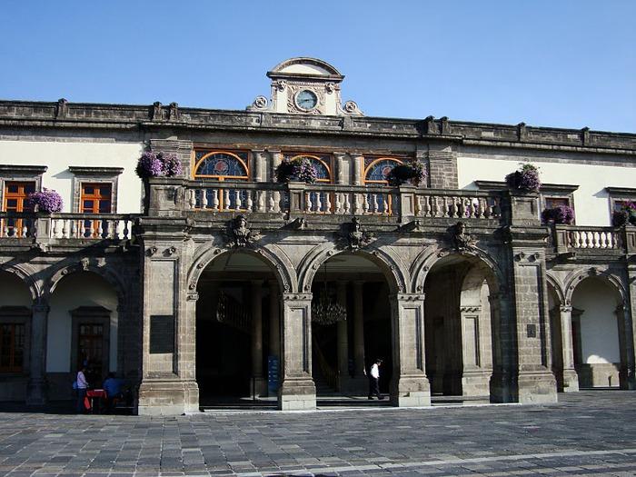 Castillo de Chapultepec (Замок Чапультепек) 94305