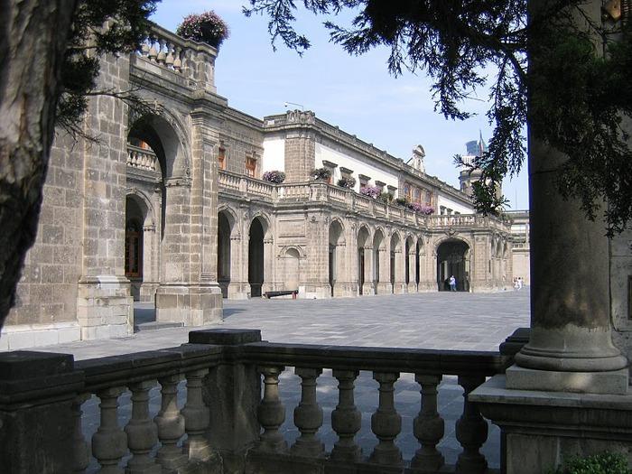 Castillo de Chapultepec (Замок Чапультепек) 69843