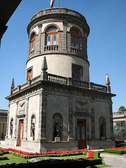 Castillo de Chapultepec (Замок Чапультепек) 28327