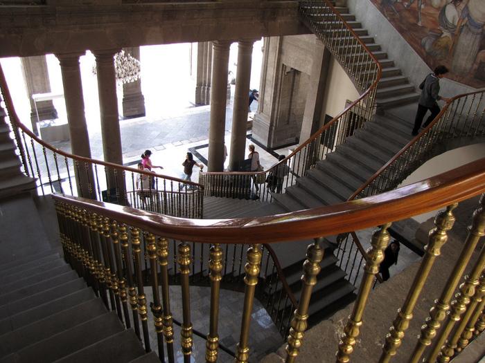 Castillo de Chapultepec (Замок Чапультепек) 86556