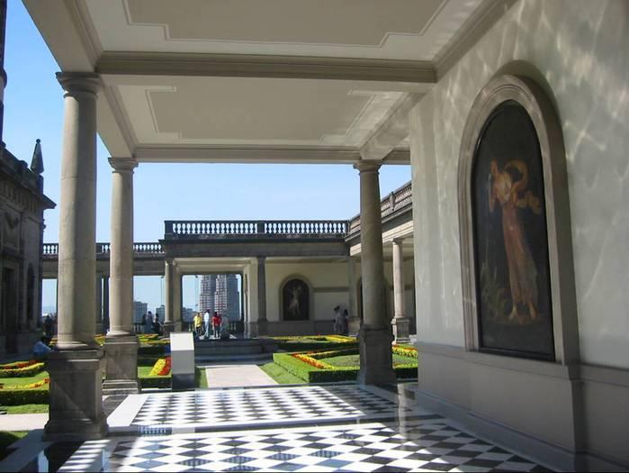 Castillo de Chapultepec (Замок Чапультепек) 33450