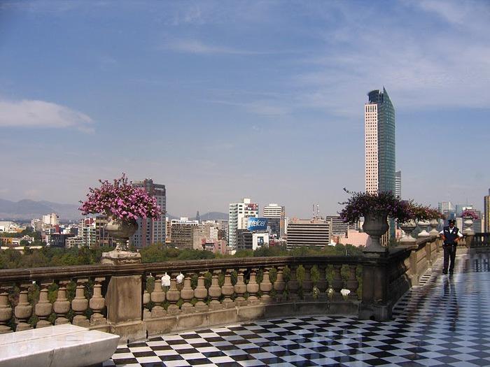 Castillo de Chapultepec (Замок Чапультепек) 93363