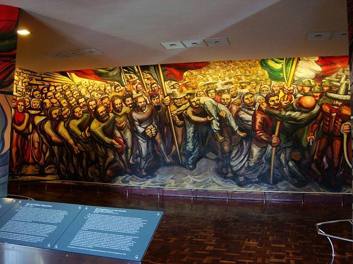 Castillo de Chapultepec (Замок Чапультепек) 21688