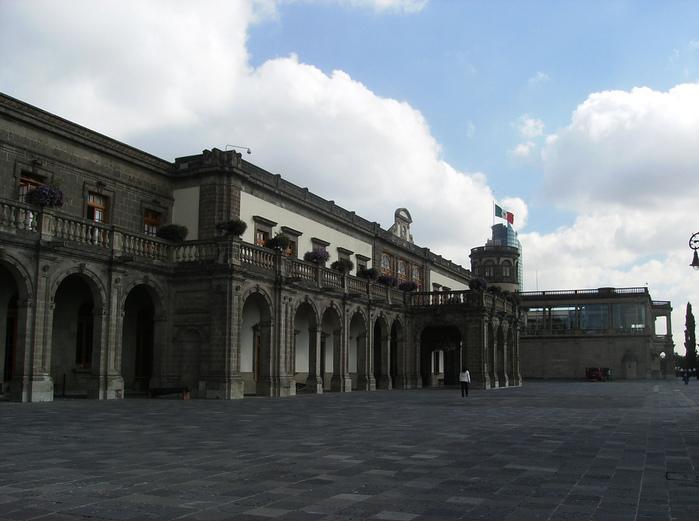 Castillo de Chapultepec (Замок Чапультепек) 77428