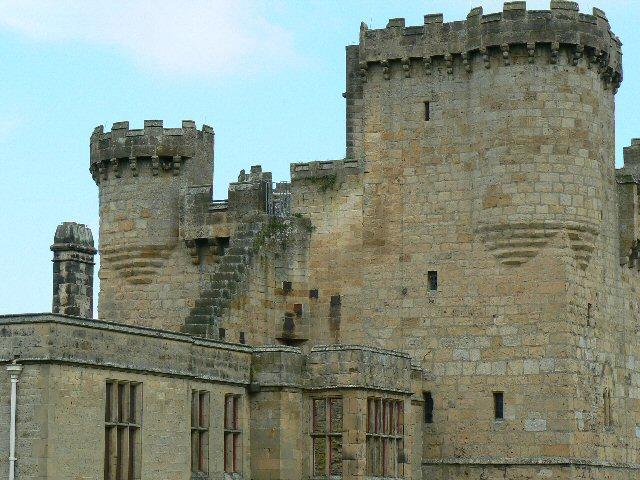 Замок Белси (Belsay Castle) 73499