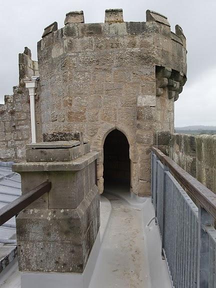 Замок Белси (Belsay Castle) 74810