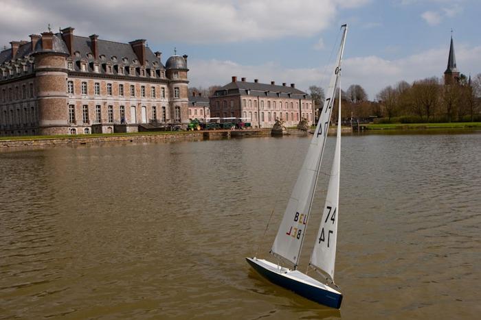 Chateau de Beloeil - замок Белей 96775
