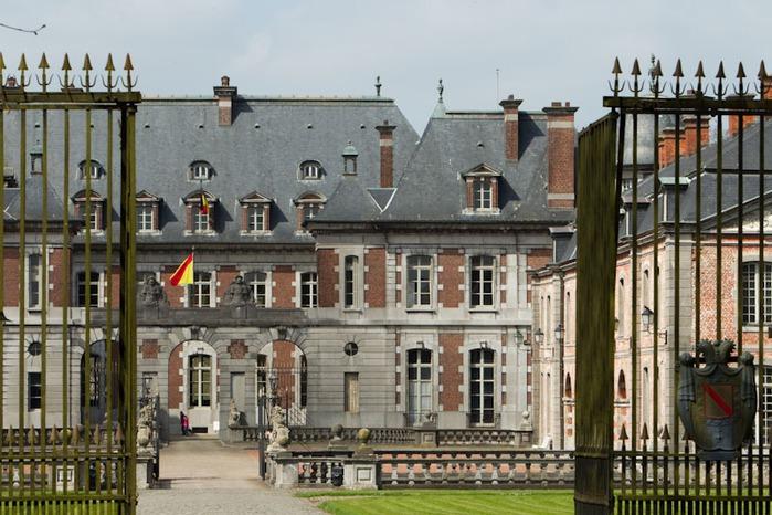 Chateau de Beloeil - замок Белей 90547