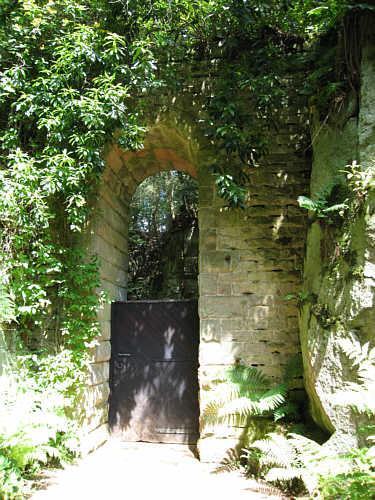 Замок Белси (Belsay Castle) 50513