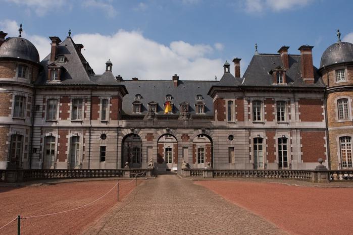 Chateau de Beloeil - замок Белей 31951