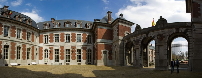 Chateau de Beloeil - замок Белей 88527