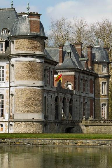 Chateau de Beloeil - замок Белей 43932