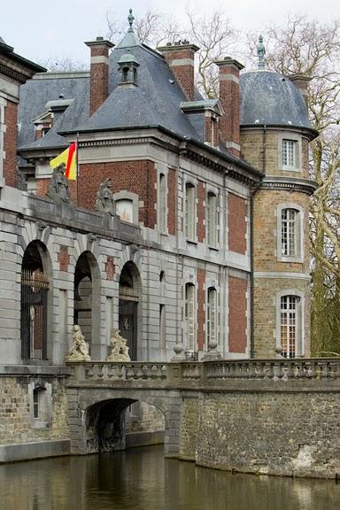 Chateau de Beloeil - замок Белей 58771