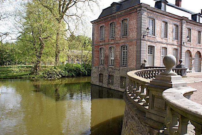 Chateau de Beloeil - замок Белей 67366