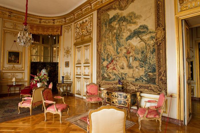 Chateau de Beloeil - замок Белей 48238
