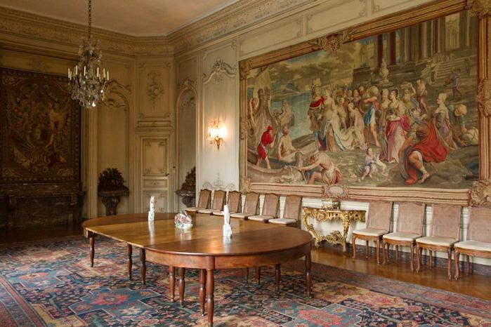 Chateau de Beloeil - замок Белей 29068