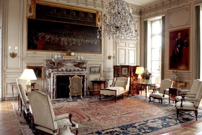 Chateau de Beloeil - замок Белей 43563