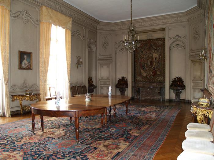 Chateau de Beloeil - замок Белей 69348
