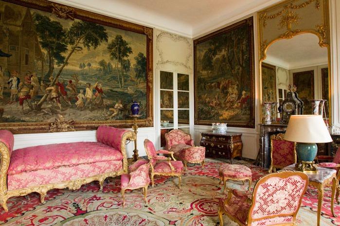 Chateau de Beloeil - замок Белей 35068