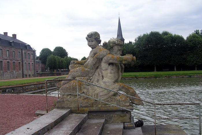 Chateau de Beloeil - замок Белей 88722