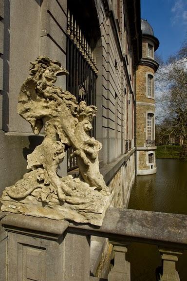 Chateau de Beloeil - замок Белей 94207