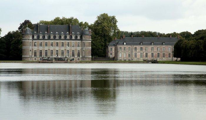 Chateau de Beloeil - замок Белей 97380
