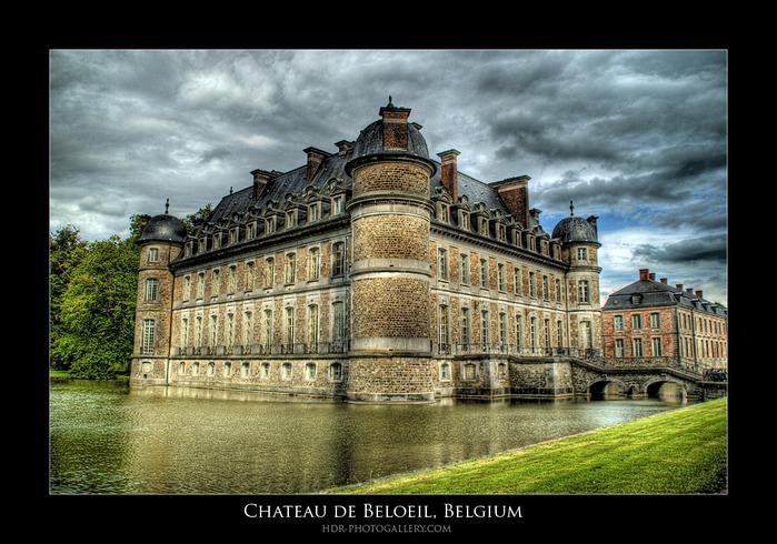 Chateau de Beloeil - замок Белей 17980