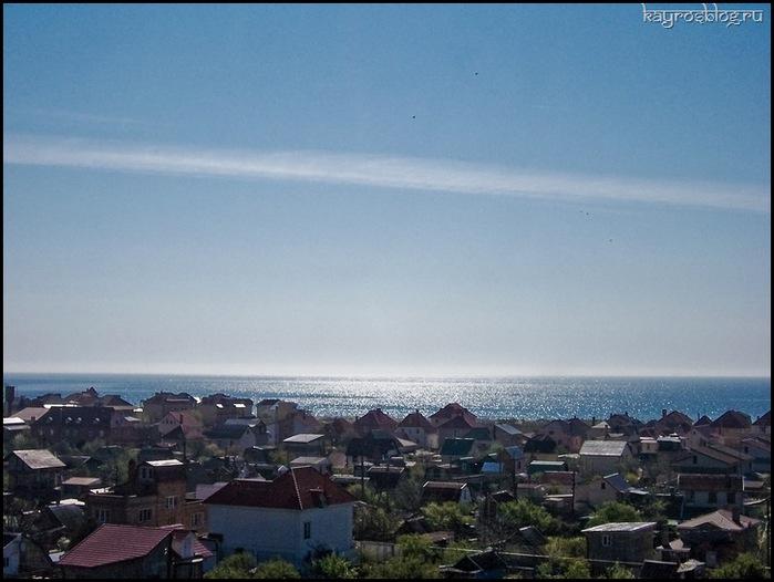 Привет с маёвки! Чёрное море. Каролино Бугаз.