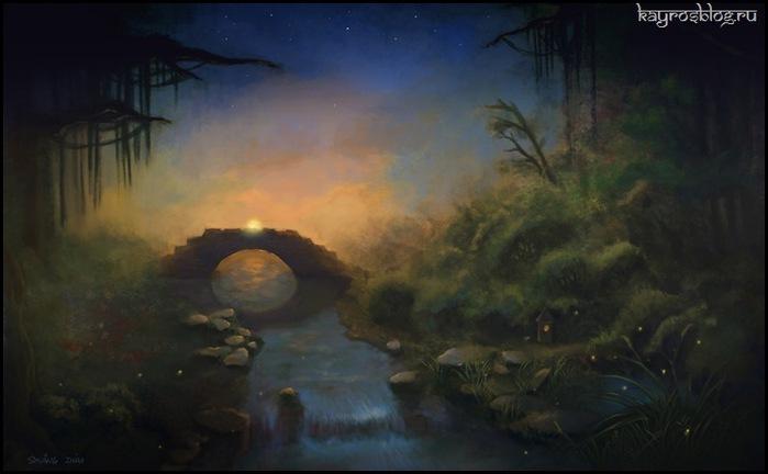 Цифровые художники рисуют цифровые картины (часть 2)