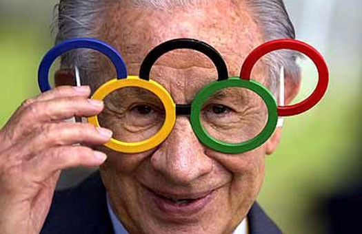 На 90-м году жизни скончался почетный президент МОК Хуан Антонио Самаранч, 21 апреля 2010 года.