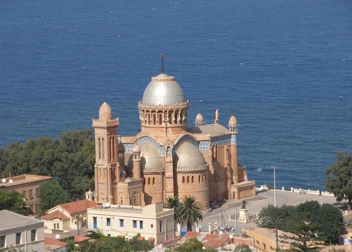 Собор Африканской Богоматери-Basilique Notre-Dame d'Afrique 47633