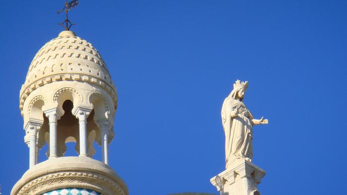 Собор Африканской Богоматери-Basilique Notre-Dame d'Afrique 76813