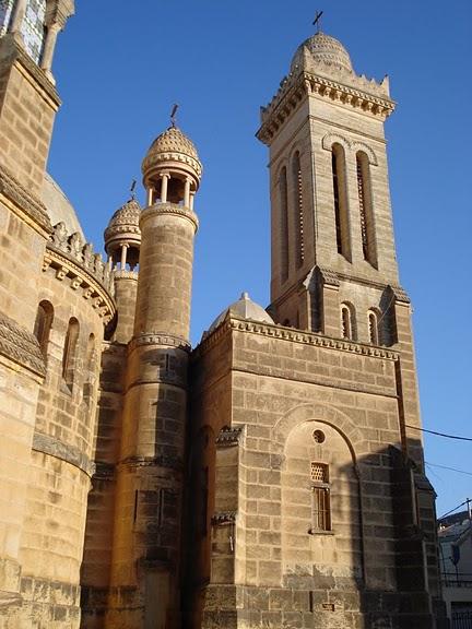 Собор Африканской Богоматери-Basilique Notre-Dame d'Afrique 25465