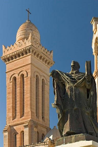 Собор Африканской Богоматери-Basilique Notre-Dame d'Afrique 88428