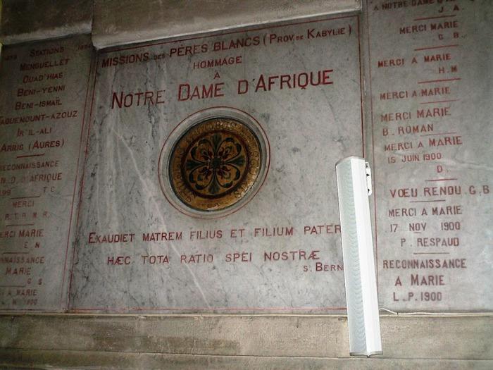Собор Африканской Богоматери-Basilique Notre-Dame d'Afrique 51003